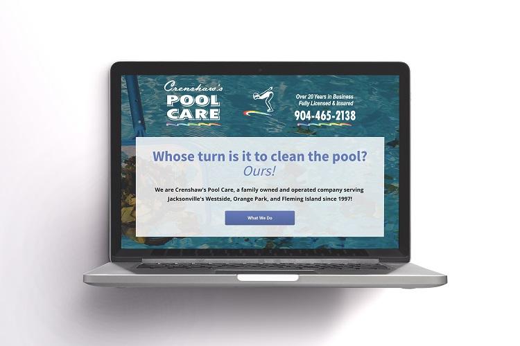 Digital Marketing For Pool Care
